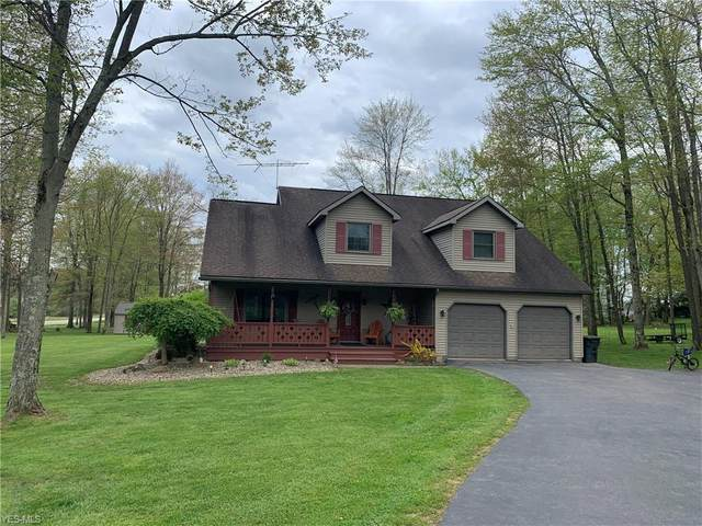 42953 Woodvale Lane, Columbiana, OH 44408 (MLS #4188913) :: RE/MAX Valley Real Estate