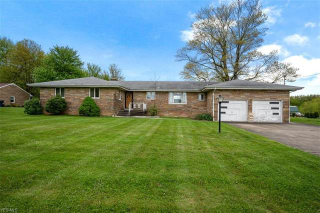4983 Center Road, Lowellville, OH 44436 (MLS #4189002) :: Tammy Grogan and Associates at Cutler Real Estate