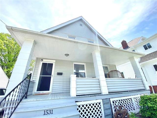 1531 Hopkins Avenue, Lakewood, OH 44107 (MLS #4189102) :: RE/MAX Above Expectations