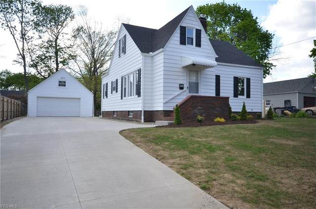 350 Hoover Avenue, Akron, OH 44312 (MLS #4189116) :: RE/MAX Above Expectations