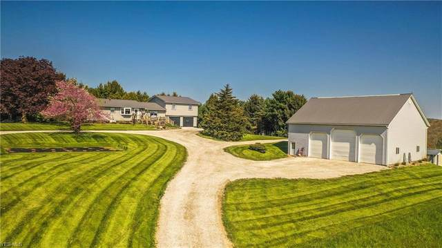 11101 County Rd 6, Killbuck, OH 44637 (MLS #4189213) :: RE/MAX Above Expectations