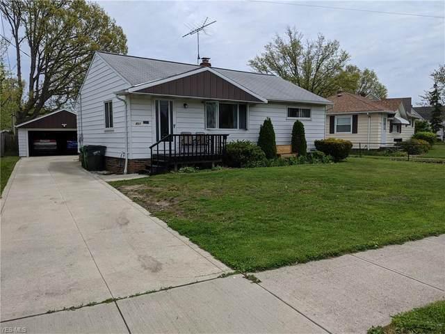 801 Worden Road, Wickliffe, OH 44092 (MLS #4189222) :: RE/MAX Valley Real Estate