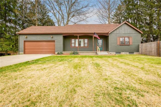 2807 Summit Road, Copley, OH 44321 (MLS #4189294) :: The Holden Agency