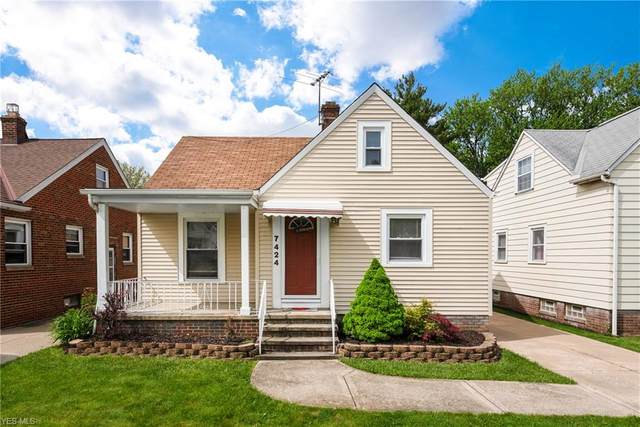 7424 Southfield Avenue, Brooklyn, OH 44144 (MLS #4189333) :: RE/MAX Valley Real Estate