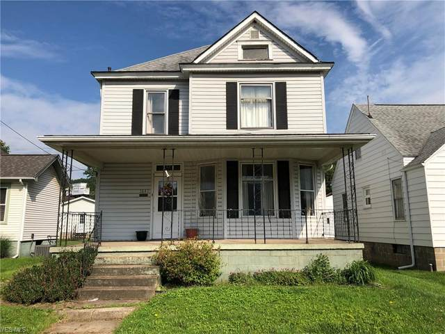 3641 Central Avenue, Shadyside, OH 43947 (MLS #4189519) :: RE/MAX Valley Real Estate