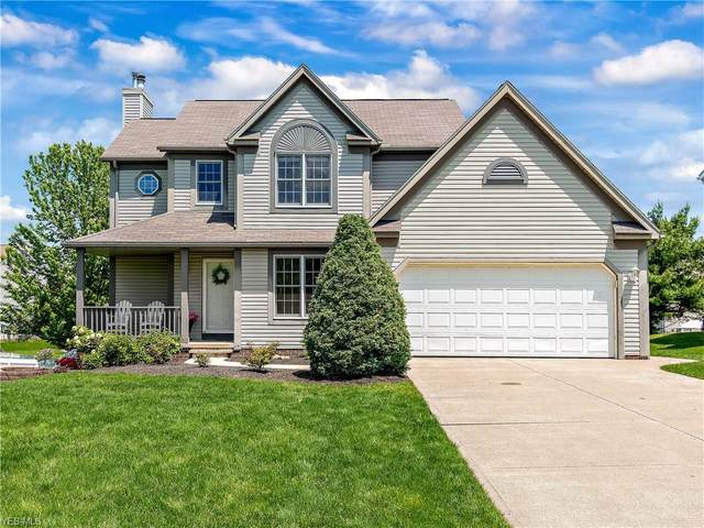 854 Clearview Circle, Wadsworth, OH 44281 (MLS #4189613) :: The Holden Agency