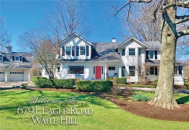6791 Eagle Road, Waite Hill, OH 44094 (MLS #4189678) :: The Crockett Team, Howard Hanna