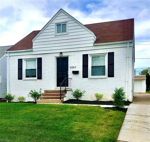 9203 S Highland Avenue, Garfield Heights, OH 44125 (MLS #4189833) :: Tammy Grogan and Associates at Cutler Real Estate