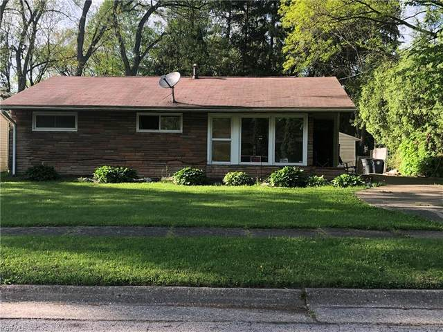 1667 Gaylord Drive, Akron, OH 44320 (MLS #4189834) :: The Holden Agency