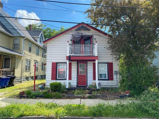 2140 W 29th Street, Cleveland, OH 44113 (MLS #4189855) :: The Holly Ritchie Team