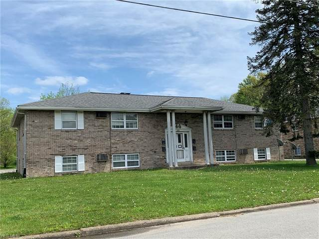 321 Kendall Avenue, Campbell, OH 44405 (MLS #4189911) :: Tammy Grogan and Associates at Cutler Real Estate