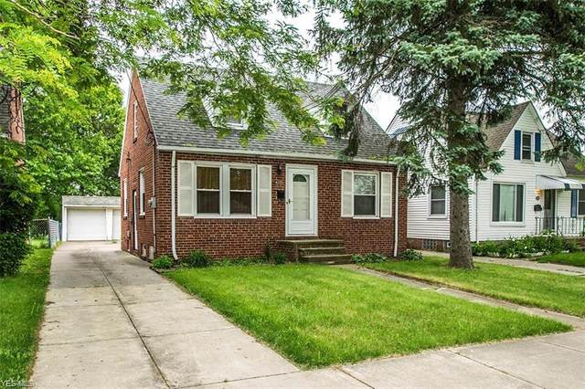 4205 W 140th Street, Cleveland, OH 44135 (MLS #4189946) :: Tammy Grogan and Associates at Cutler Real Estate