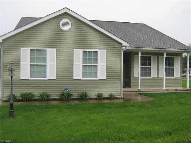 4040 Roadayle Drive, Roseville, OH 43777 (MLS #4189999) :: The Crockett Team, Howard Hanna