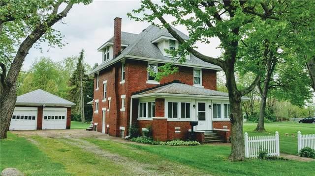 907 Bellflower Avenue NW, Canton, OH 44708 (MLS #4190057) :: The Crockett Team, Howard Hanna