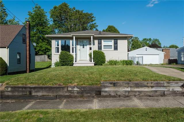 263 Ripley Avenue, Akron, OH 44312 (MLS #4190080) :: Tammy Grogan and Associates at Cutler Real Estate