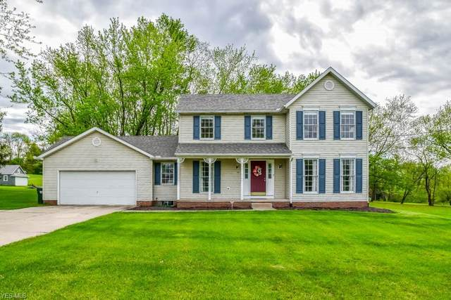 8288 Burkey Road NW, North Canton, OH 44720 (MLS #4190086) :: Tammy Grogan and Associates at Cutler Real Estate