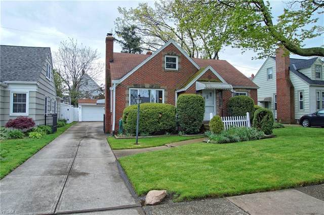 1501 Parkwood Road, Lakewood, OH 44107 (MLS #4190095) :: RE/MAX Above Expectations
