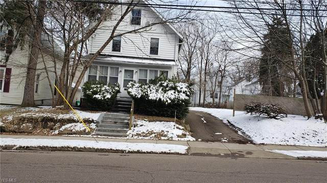 581 Sherman Street, Akron, OH 44311 (MLS #4190137) :: RE/MAX Above Expectations