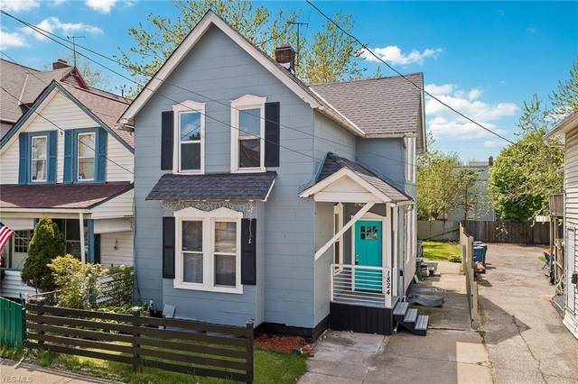 1824 W 57th Street, Cleveland, OH 44102 (MLS #4190253) :: The Holden Agency