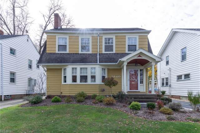3840 Kirkwood Road, Cleveland Heights, OH 44121 (MLS #4190278) :: RE/MAX Valley Real Estate