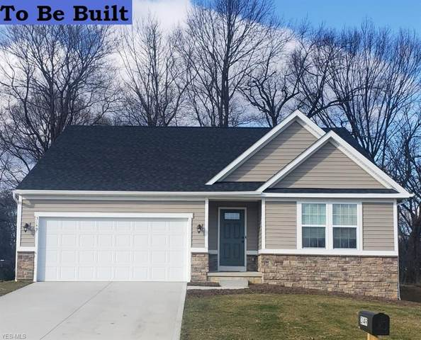 121 Copper Court Circle NE, Canton, OH 44721 (MLS #4190287) :: Tammy Grogan and Associates at Cutler Real Estate