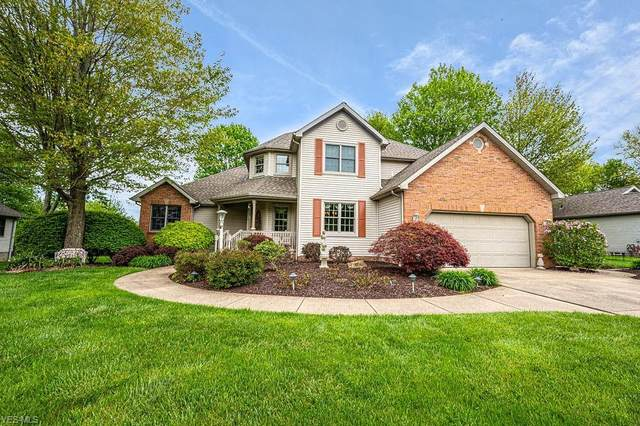 284 Colonial Drive, Canfield, OH 44406 (MLS #4190292) :: RE/MAX Above Expectations