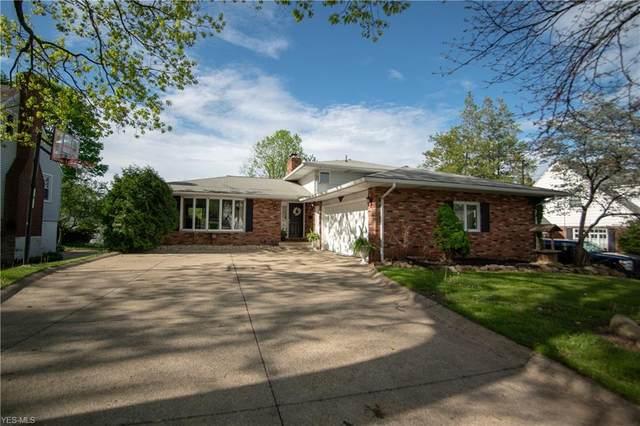 675 E Ford Avenue, Barberton, OH 44203 (MLS #4190434) :: RE/MAX Edge Realty