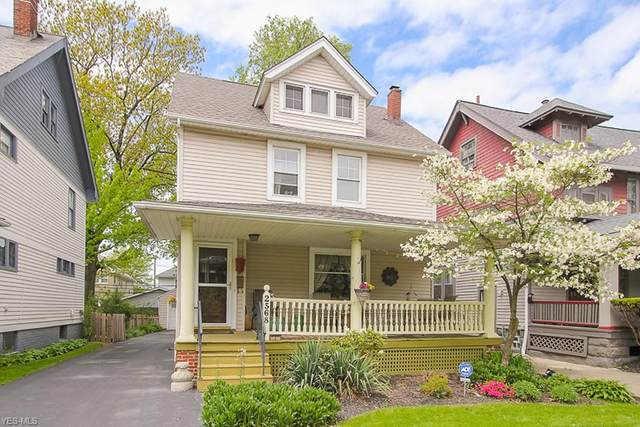 2568 Kendall Road, Shaker Heights, OH 44120 (MLS #4190479) :: Tammy Grogan and Associates at Cutler Real Estate