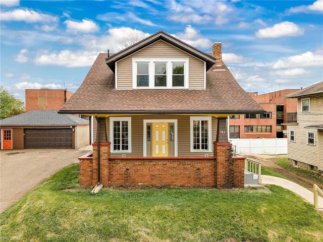 743 Commonwealth Avenue NE, Massillon, OH 44646 (MLS #4190571) :: The Holly Ritchie Team