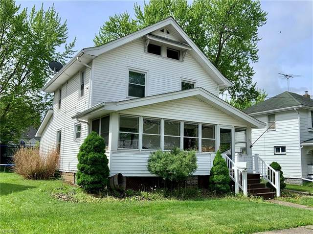 322 Oak Knoll Avenue, Newton Falls, OH 44444 (MLS #4190574) :: The Crockett Team, Howard Hanna