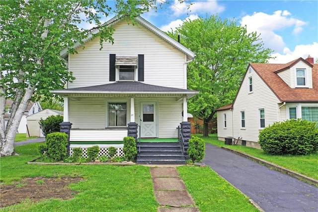 27 Helen Avenue, Niles, OH 44446 (MLS #4190581) :: Tammy Grogan and Associates at Cutler Real Estate