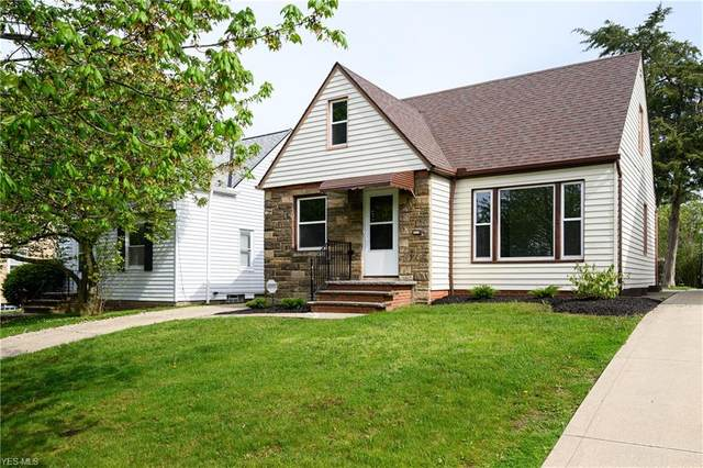 4113 Hinsdale Road, South Euclid, OH 44121 (MLS #4190619) :: The Crockett Team, Howard Hanna