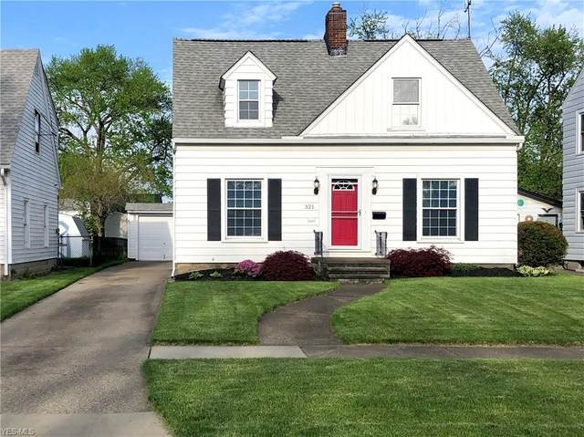 321 Euclid Avenue, Lorain, OH 44052 (MLS #4190661) :: RE/MAX Valley Real Estate