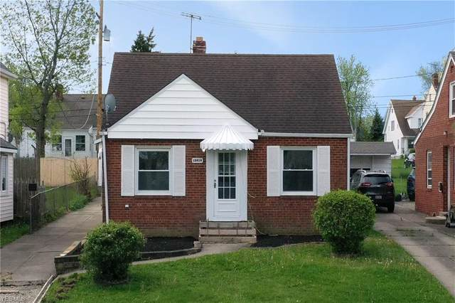 10414 Plymouth Avenue, Garfield Heights, OH 44125 (MLS #4190716) :: Tammy Grogan and Associates at Cutler Real Estate