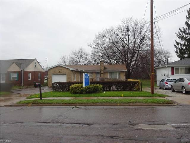 1534 Brittain Road, Akron, OH 44310 (MLS #4190726) :: RE/MAX Edge Realty