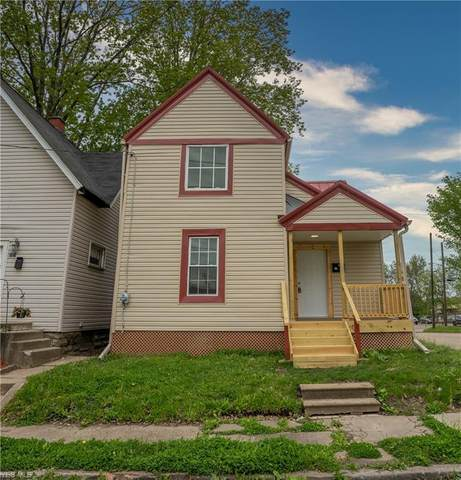 719 Patterson Avenue SW, Canton, OH 44707 (MLS #4190733) :: Tammy Grogan and Associates at Cutler Real Estate
