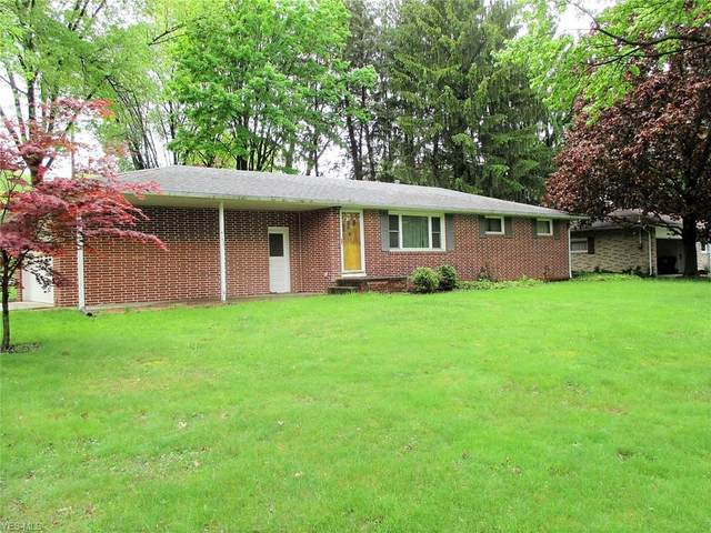 4165 Columbia Avenue NW, Massillon, OH 44646 (MLS #4190786) :: RE/MAX Valley Real Estate