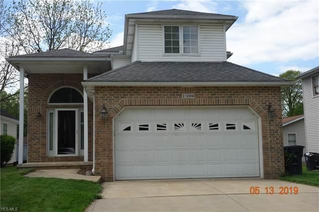 1398 Nome Avenue, Akron, OH 44320 (MLS #4190789) :: The Crockett Team, Howard Hanna