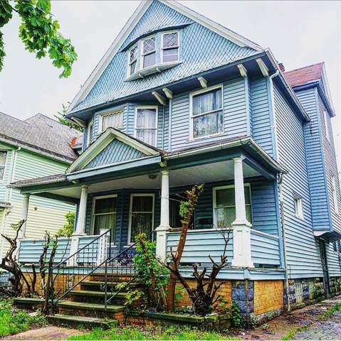 1348 E 84th Street, Cleveland, OH 44103 (MLS #4190797) :: Tammy Grogan and Associates at Cutler Real Estate