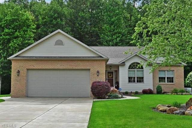 2574 Forest Springs Drive SE, Warren, OH 44484 (MLS #4190969) :: The Art of Real Estate