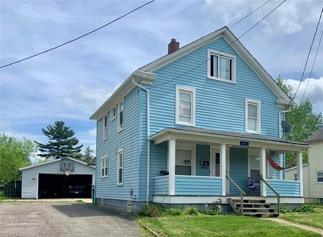 447 S Sycamore Street, Ravenna, OH 44266 (MLS #4190975) :: RE/MAX Valley Real Estate