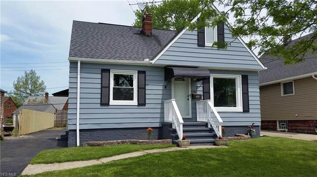 3879 W 117th Street, Cleveland, OH 44111 (MLS #4190986) :: RE/MAX Valley Real Estate