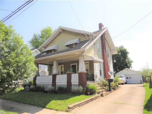 1027 Mount Vernon Avenue, Akron, OH 44310 (MLS #4190987) :: RE/MAX Above Expectations
