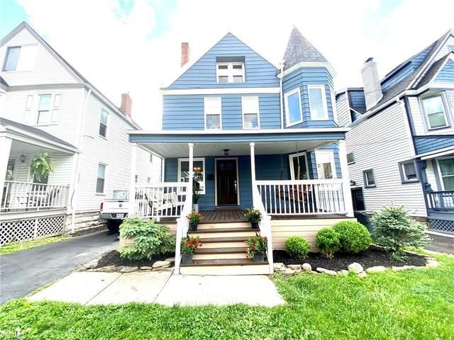 1428 Elmwood Avenue, Lakewood, OH 44107 (MLS #4191061) :: RE/MAX Valley Real Estate