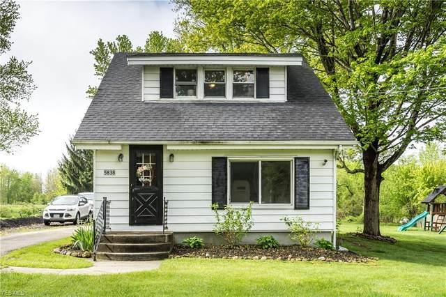 5838 Newton Falls Road, Ravenna, OH 44266 (MLS #4191069) :: RE/MAX Edge Realty