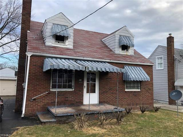 1322 E Boston Avenue, Youngstown, OH 44502 (MLS #4191095) :: RE/MAX Above Expectations