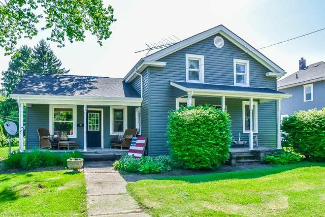 325 S Cleveland Avenue, Mogadore, OH 44260 (MLS #4191098) :: RE/MAX Valley Real Estate