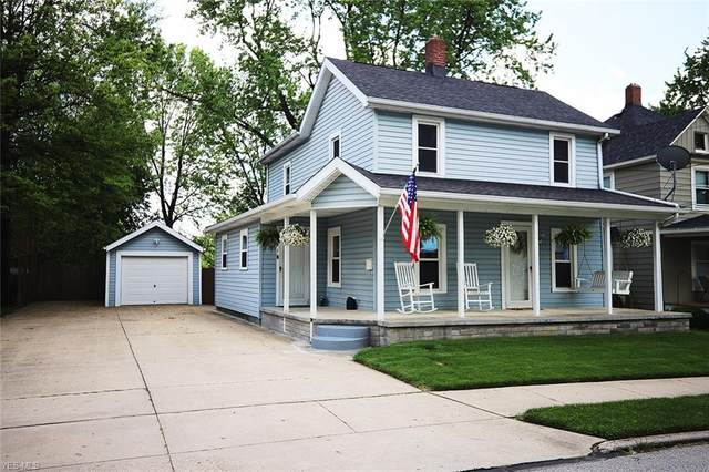 125 E North Street, Wadsworth, OH 44281 (MLS #4191155) :: RE/MAX Above Expectations