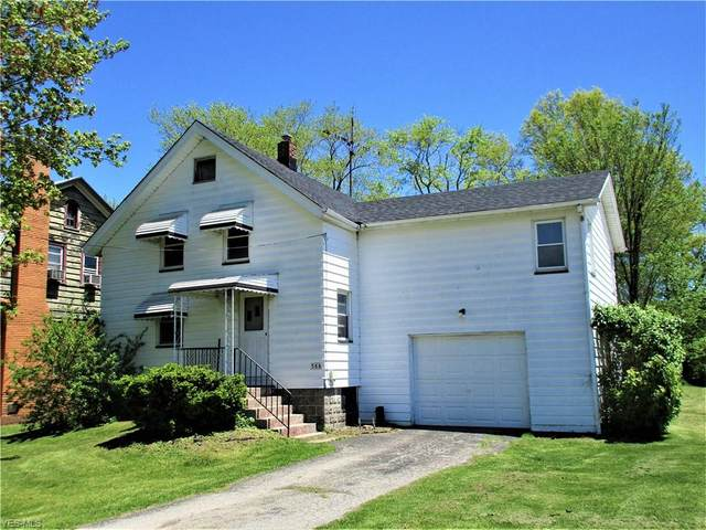 566 Braceville Robinson Road NW, Newton Falls, OH 44444 (MLS #4191195) :: RE/MAX Valley Real Estate