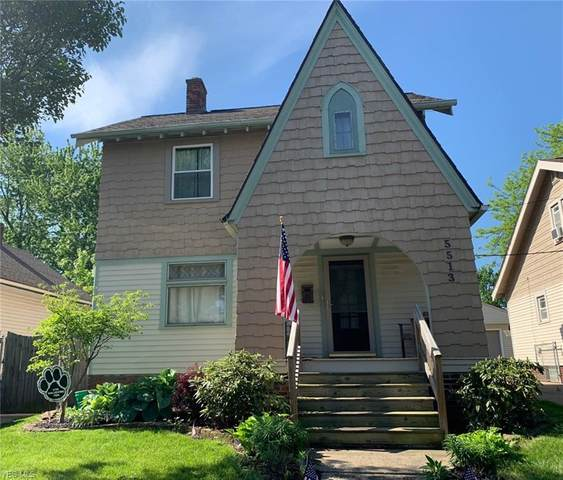 5513 Delora Avenue, Cleveland, OH 44144 (MLS #4191209) :: RE/MAX Above Expectations